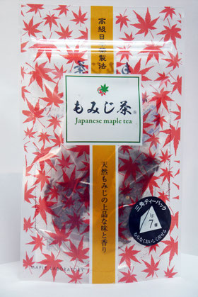 Japanese maple tea, Momiji-cha