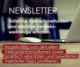 """Der effektive Vertriebs-Newsletter """"Impuls-Tankstelle"""" von Verkaufstrainer Thomas Pelzl"""