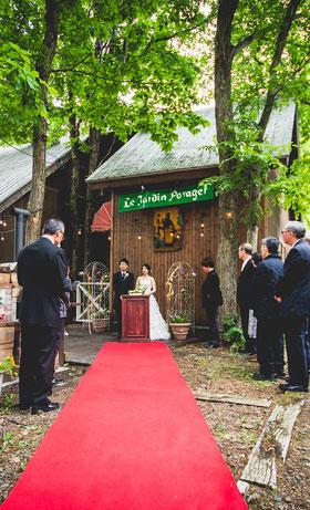 オリジナルな結婚式 二人らしい結婚式