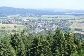 Kirchenlamitz- vom Epprechtstein