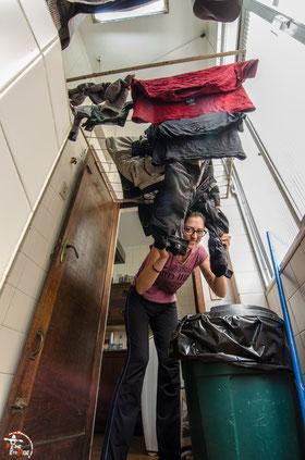Brasilien - Südamerika - Motorrad - Weltreise - Rio de Janeiro - Endlich wieder eine Waschmaschine.