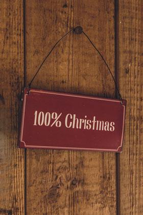 Bei uns gibt es 100% skandinavische Weihnacht - Sternschnuppe home & garden, Eichelhardt