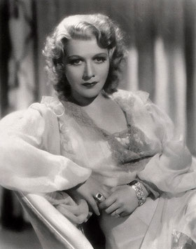 Gladys George, actress