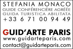 Stefania Monaco Guide Conférencière Agréée