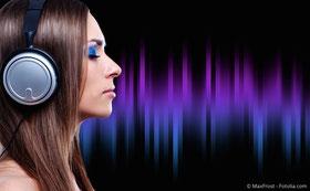 Entspannende Musik ...