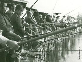 Wettfischen am Holersee