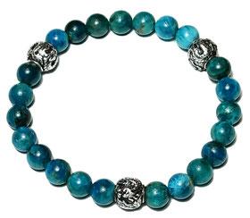 BEHERO Designer Armband Shenlong (türkisblau)