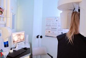 Röntgen: Weniger Strahlenbelastung