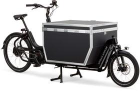 Urban Arrow Cargo Lasten e-Bike / Lastenfahrrad mit Elektromotor von Bosch