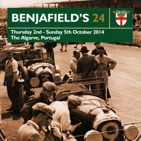 BENJAFIELD'S 24 - oct. 2014