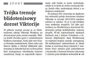 Serbske Nowiny 30.07.2014