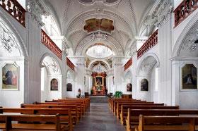 Die Klosterkirche St. Lazarus