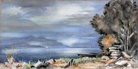 Nr.1994;  Seelandschaft