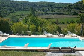 Gite de Groupe 22 personnes en Ardèche
