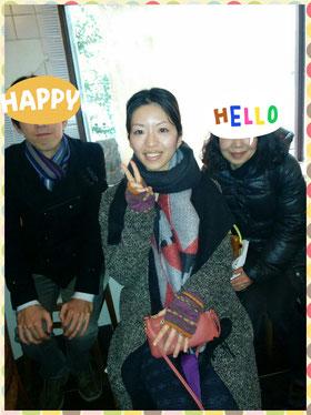 日本音叉ヒーリング研究会onsalaboメンバーとの年末感謝パーティ
