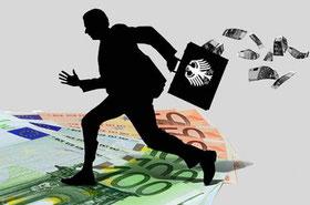Geldwäschegesetz GwG Richtlinien Geldwäschebekämpfung Internationaler Zahlungsverkehr Geldwäscheprävention Identifizierung Anzeige Verdachtsfälle Legitimationsprüfung Identitätsprüfung 15000 EUR GwG