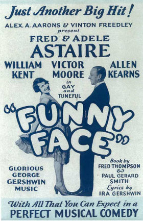 funny face-clasicos del jazz-standards jazz