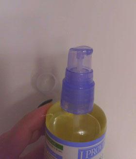 Dosatore anti-spreco cristalli liquidi ai semi di lino - I Provenzali