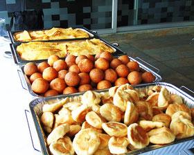 Desayunos para Eventos en Bogota Cali Medellin