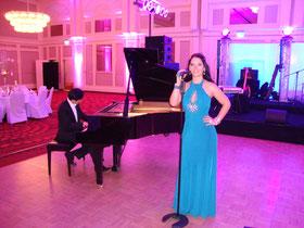 Live Klavier und live Gesang zur Hochzeit in Frankfurt, Hanau und Aschaffenburg
