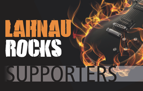 Lahnau rocks for Benefit #3 Supporters