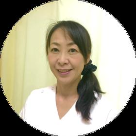江別市野幌町にある川島治療院の副院長川島久美子です。