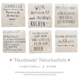 Naturkachel_Travertin_kachel_Fliesen_ personalisiert_ spruch_untersetzer_