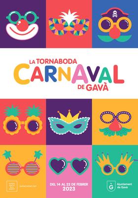 Programa del Carnaval de Gavà