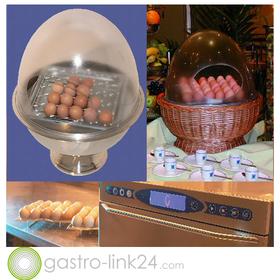 Perfekte Eier- Pollux und Castor