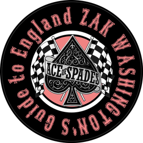 Zak Washington's Guide to England logo