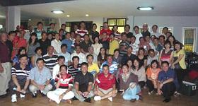 Tổ chức buổi tiệc quyên góp tiền tại Malaysia
