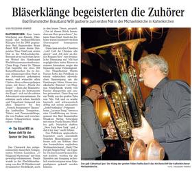 © Segeberger Zeitung/Friederike Kramer