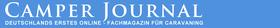Logo Camper Journal
