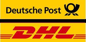 Wir versenden unsere Golf-Gutscheine und Golf-Artikel mit der Deutschen Post / DHL.