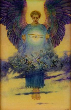 大天使ジェレミエル~伝承、役割、私が感じる大天使ジェレミエル、大天使ジェレミエルからのメッセージ