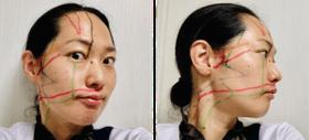 顔の経絡マッサージ講座 画像