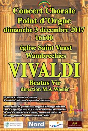 L'Italie sera aussi présente au travers d'oeuvres de Benchini, Verdi, Rossini, Scarlatti
