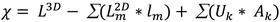 Wärmebrücken Berechnung: L3D-Wertv(Chi-Wert) - punktbezogener Wärmedruchgangskoeffizient