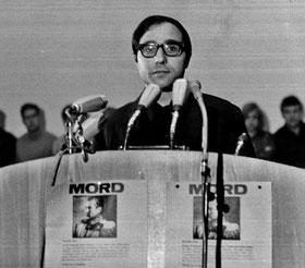 Bahman Nirudmand, Berlin 1968