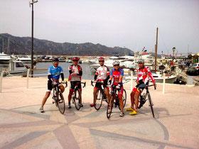 Sur le port de St Florent