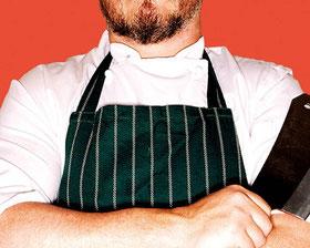 'El Chef'/Simon Wroe (www.diariodegastronomia.com)