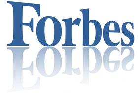 経済誌『Forbes フォーブス』 (www.vinetur.com)
