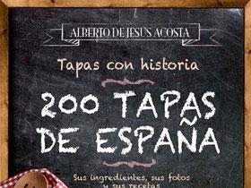 《200 tapas de España》 (www.diariodegastronomia.com)