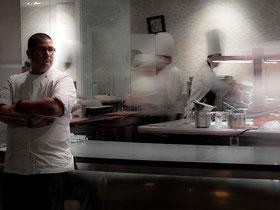 Dani García ダニ・ガルシア氏(Dani García Restaurante ダニ・ガルシア・レスタウランテ) (www.diariodegastronomia.com)