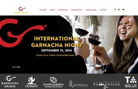 インターナショナル・ガルナチャ・デー (www.winesfromspain.com)