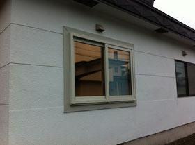 窓 サッシリフォーム