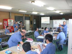 業務改善、人材教育の指導・支援
