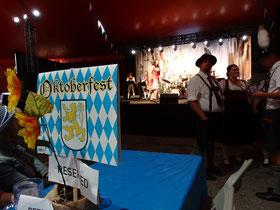 Oktoberfest 2015 am Ontario Place.