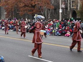 Echt süss: Santa Claus Parade in Toronto.