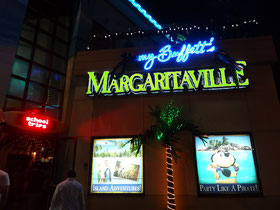Bar Margaritaville in Niagara Falls.